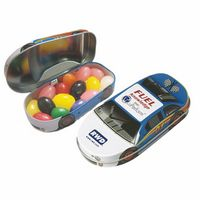 305554636-105 - Minty 500 Race Car Tin w/ Assorted Jelly Beans - thumbnail