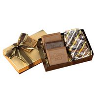 335554240-105 - Chocolate Covered Cookies Gift Box w/ 1 Confection - thumbnail