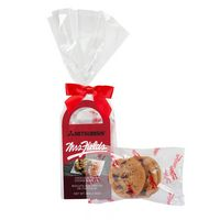 366399329-105 - Happy Holidays Mrs. Fields Mini Cookie Gift Tote - thumbnail