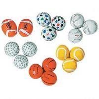 383892184-105 - Foil Wrapped Chocolate Footballs (Bulk) - thumbnail