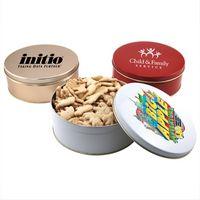 384523308-105 - Gift Tin w/Animal Crackers - thumbnail