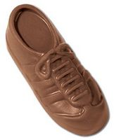 505554233-105 - Molded Chocolate Sneaker (1 Oz.) - thumbnail
