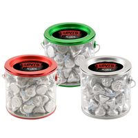 535154783-105 - Tin Pail w/Hershey Kisses - thumbnail