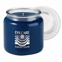 552866537-105 - Aromatherapy Wax Candle 16oz Apothecary Jar - thumbnail