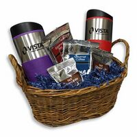 563987480-105 - Deluxe Travel Mug Gift Basket - thumbnail