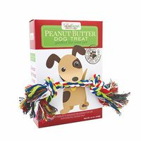 585555486-105 - Rope Toy - Peanut Butter Dog Treats - thumbnail