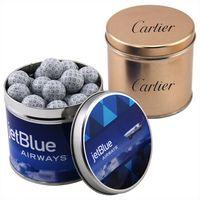 594522084-105 - Round Tin w/Chocolate Golf Balls - thumbnail