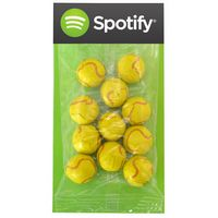 714517078-105 - Billboard Bag w/Choc. Tennis Balls - thumbnail