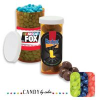 715554300-105 - Small Pill Bottle Filled w/Jelly Belly - thumbnail
