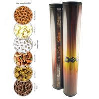 745555508-105 - Six Piece Savory Snack Gift Tube - thumbnail