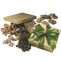 755009281-105 - Gift Box w/Candy Corn - thumbnail