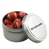 774520968-105 - Round Tin w/Chocolate Footballs - thumbnail