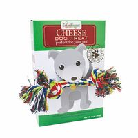 785555484-105 - Rope Toy - Cheese Dog Treats - thumbnail