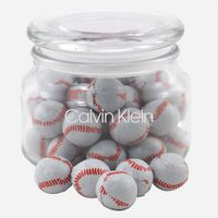 794522582-105 - Jar w/Chocolate Baseballs - thumbnail