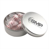 914520743-105 - Round Tin w/Starlight Peppermints - thumbnail