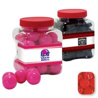 915554407-105 - Junior Grip Tub Resealable Container Filled w/ Red Raspberry Dollars - thumbnail