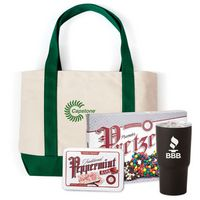925774450-105 - Canvas Boat Tote Bag Premium Gift Set (Screen Printed) - thumbnail