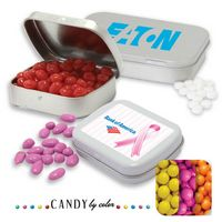 935554249-105 - Pocket Tin Small- Sixlets Candy by Color - thumbnail