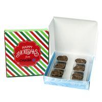 955555477-105 - Sea Salt Caramel Pretzel Gift Box (12 Piece) - thumbnail
