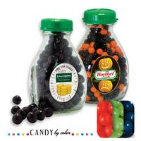 965554457-105 - Milk Pint Glass Bottle Filled w/ Fruit Sours - thumbnail