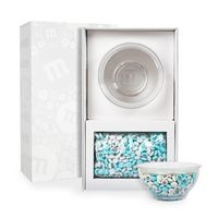 976362668-105 - Gift Bowl W/ Box & Color Choice M&M'S® - thumbnail