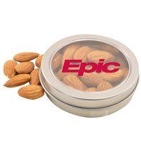 984520738-105 - Round Tin w/Almonds - thumbnail