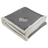 194482498-115 - Field & Co.® Cambridge Oversized Sherpa Blanket - thumbnail