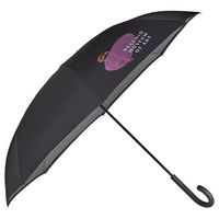 "196159553-115 - 47"" totes® Auto Close Inbrella Inversion Umbrella - thumbnail"