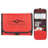 314972883-115 - StaySafe 62-Piece Rescue First Aid Kit - thumbnail