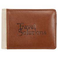 365783242-115 - Mea Huna Cotton Bi-Fold Travel Wallet - thumbnail