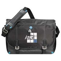 "385782891-115 - Zoom® TSA 17"" Computer Messenger Bag - thumbnail"