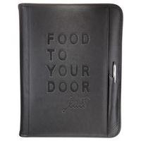 515511336-115 - Cross® Classic Leather Zippered Padfolio - thumbnail