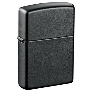 542572838-115 - Zippo® Windproof Lighter Black Matte - thumbnail