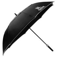 "556265300-115 - 64"" Auto Open Reflective Golf Umbrella - thumbnail"