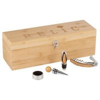 716068917-115 - Bamboo Wine Case Set - thumbnail