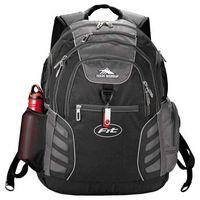 "733395759-115 - High Sierra Big Wig 17"" Computer Backpack - thumbnail"
