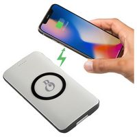 746054760-115 - Swift 6000 mAh Wireless Power Bank w/2-in-1 Cable - thumbnail