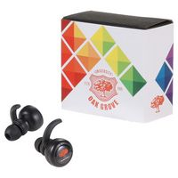 785559543-115 - Arryn True Wireless Earbuds with Full Color Wrap - thumbnail