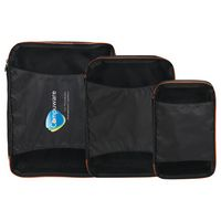 904536212-115 - BRIGHTtravels Set of 3 Packing Cubes - thumbnail
