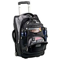 """911995858-115 - High Sierra® 22"""" Wheeled Carry-On with DayPack - thumbnail"""