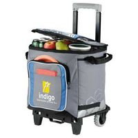943398193-115 - Arctic Zone® IceCOLD™ 50 Can Rolling Cooler - thumbnail