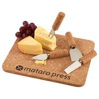 965911040-115 - Cork 5 Piece Cheese Serving Set - thumbnail