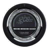 195179552-116 - Grand Prix World Time Clock - thumbnail