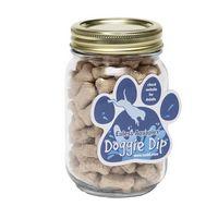 315132564-116 - Mini Dog Bones in Pint Jar w/Paw Magnet - thumbnail