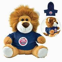 315559458-116 - Plush Lion with Hoodie - thumbnail