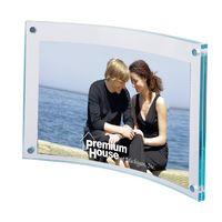 352874350-116 - Arc 4 x 6 Acrylic Frame - thumbnail
