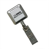 354500226-116 - Silver Tract Retractable Badge Holder - thumbnail