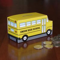 385609433-116 - School Bus Paper Bank - thumbnail