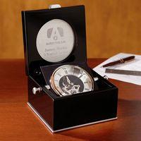 715268592-116 - Sable Piano Wood Clock - thumbnail