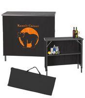 761654042-154 - The Portable Folding Bar w/Carrying Case - thumbnail